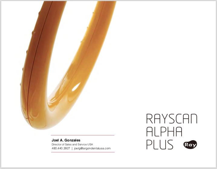RAYSCAN ALPHA PLUS CBCT